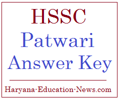 Patwari Answer Key Pdf 2016