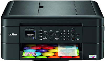 Automatic document feeder system and duplex  Brother MFC-J480DW Mac Driver Downloads