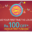 Ebay - Rs 100 off on Rs 110[LOOT DEAL]