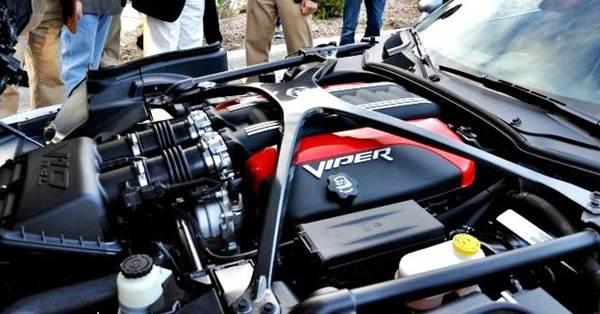 2017 Dodge Viper ACR Release Date