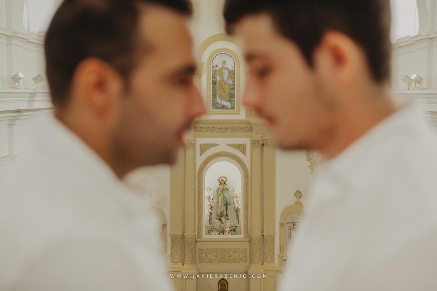Iglesia de Tabarca preboda gay