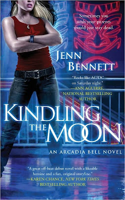 Interview with Jenn Bennett and Giveaway - June 22, 2011