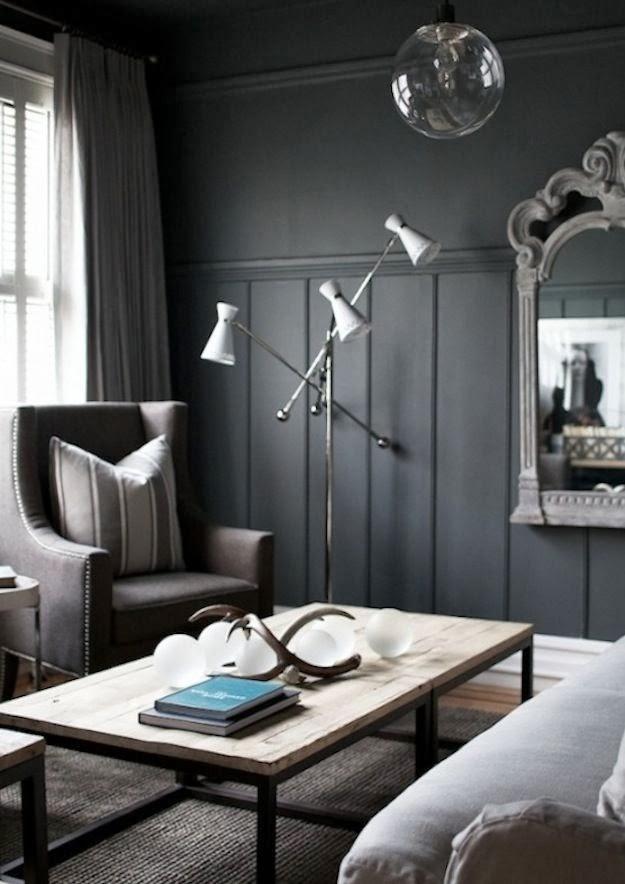 Charcoal Paint Color : charcoal, paint, color, Mende, Design:, Favorite, Charcoal, Paint, Colors