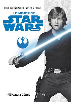 Lo mejor de Star Wars Insider