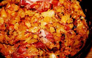 Reteta originala Varza ca la Turda cu carne de porc