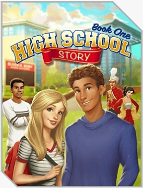Choices high school story book 3