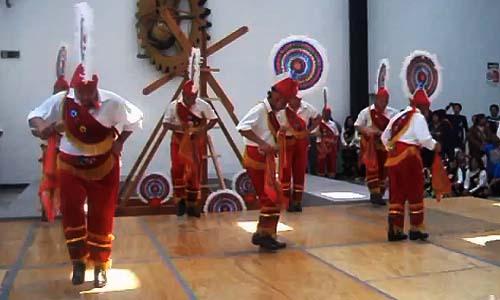 Danza de Huahuas