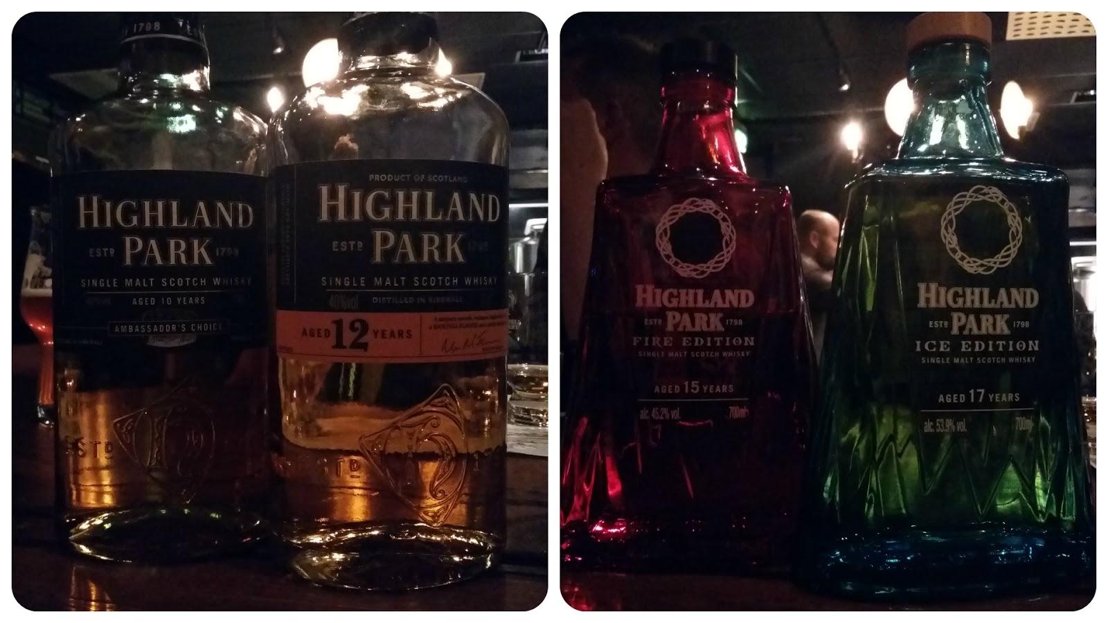 viski joulukalenteri 2018 Viiniblogi/olutblogi Loppasuut: Highland Park