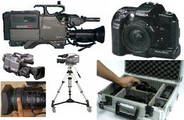 تقنيات التصوير التلفزيوني والفوتوغرافي