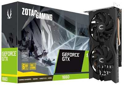 Zotac GeForce GTX 1660