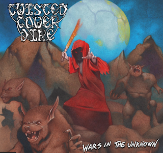 "Ο δίσκος των Twisted Tower Dire ""Wars in the Unknown"""