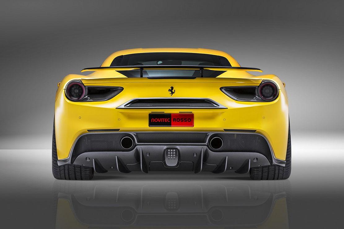 Ferrari 488 GTB lên 783 mã lực
