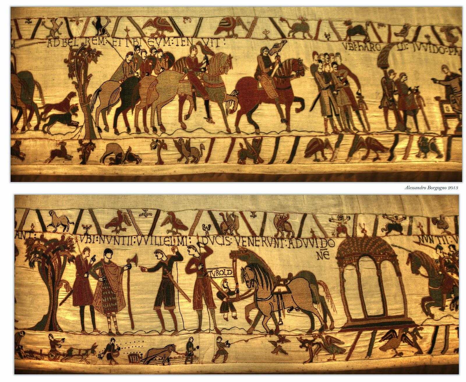 Arazzo di  Bayeux