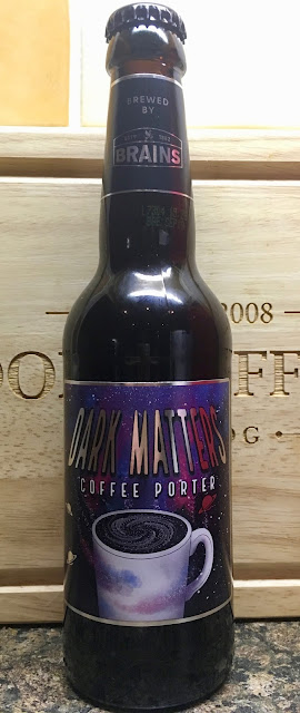 Brains Brewery Dark Matters Beer