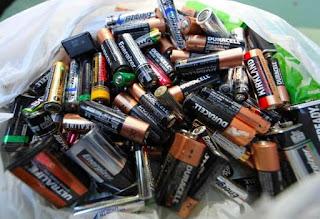manfaat baterai bekas