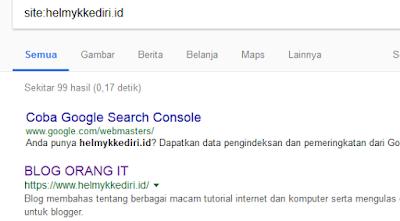 peringkat website digoogle