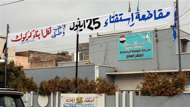 Storm clouds gather over Iraqi Kurdish referendum