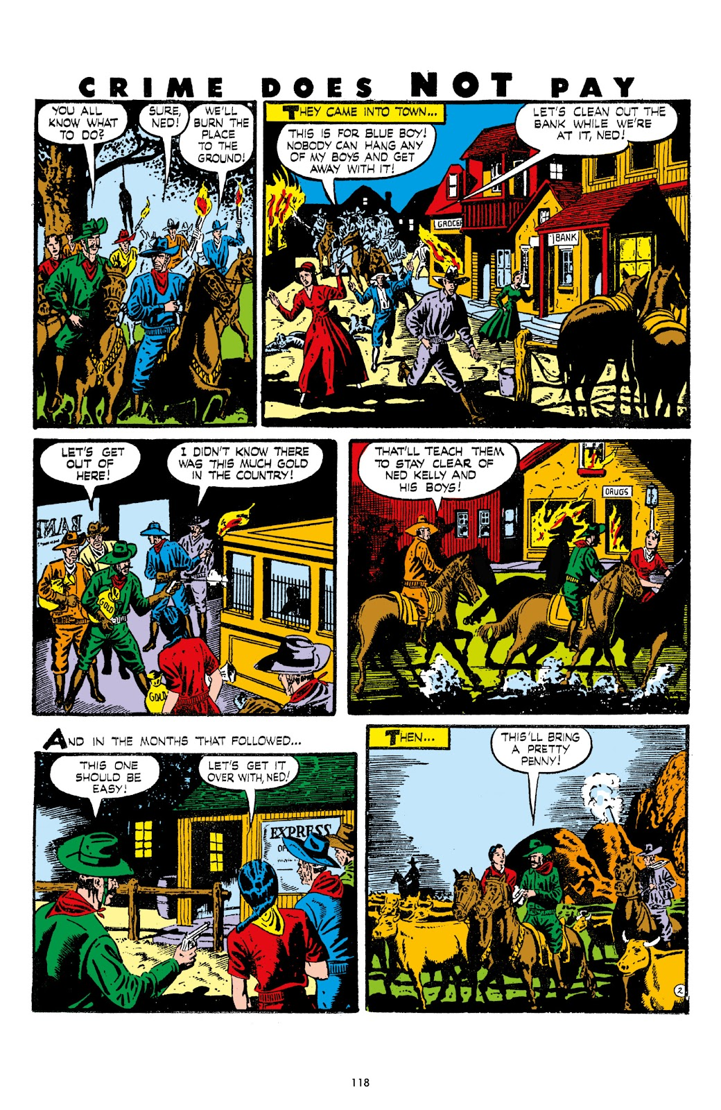 Read online Crime Does Not Pay Archives comic -  Issue # TPB 7 (Part 2) - 20