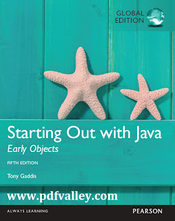 Starting Out with Java Early Objects 5th Global Edition