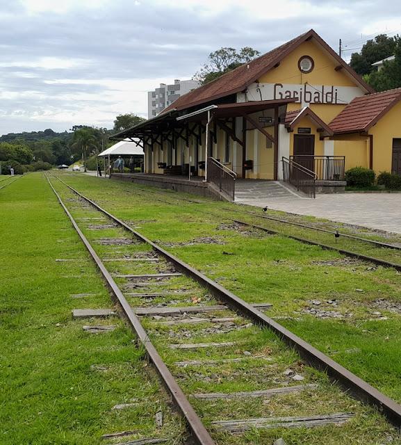 Estação Férrea de Garibaldi