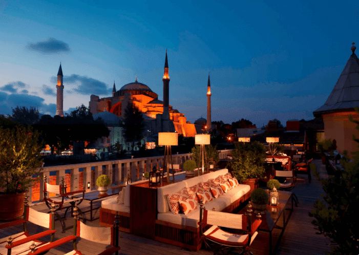 For Seasons Hotel - Seasons Restoran Sultanahmet