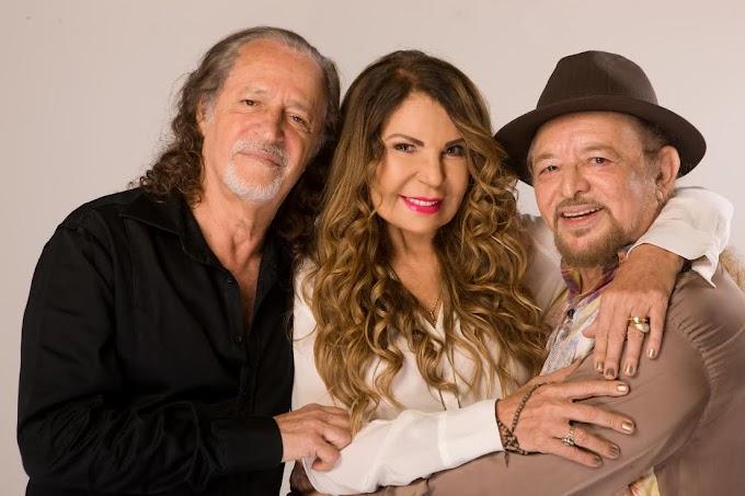 Réveillon de Copacabana terá show de Elba Ramalho, Alceu Valença e Geraldo Azevedo