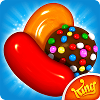 Candy Crush Saga is a British-Swedish puzzle game