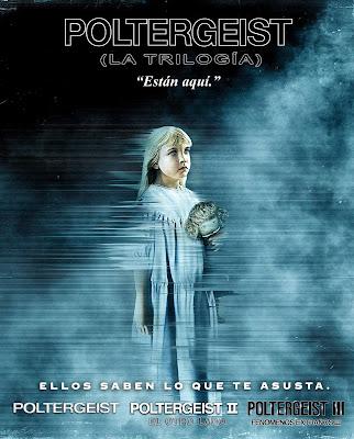 Poltergeist Coleccion [Latino]