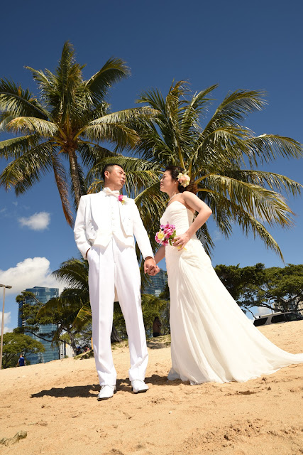 Bridal Dream Honolulu