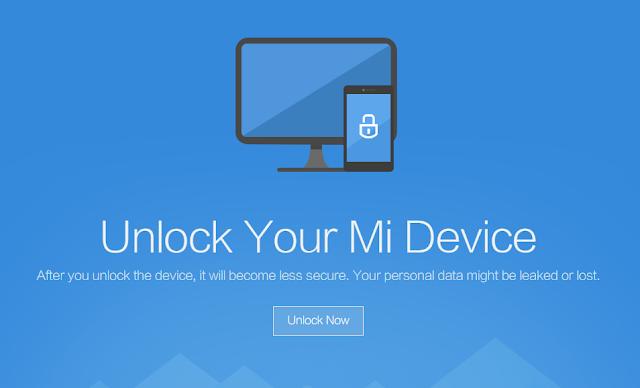 Cara Unlock Bootloader Xiaomi Redmi 4A Dengan Cepat Dan Mudah 22