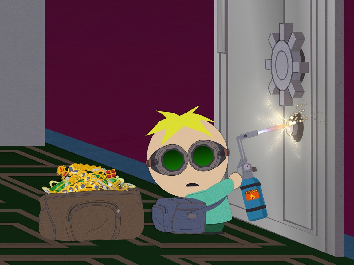 South Park - Season 15 Episode 06: City Sushi