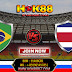 Prediksi Brazil Vs Kosta Rika Piala Dunia 2018, 22 Juni 2018 - HOK88BET