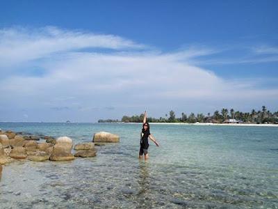 Pantai Trikora, Bintan