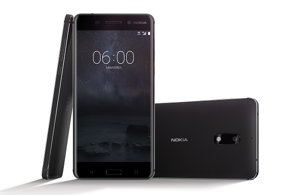 NOKIA 6 with 5.5-inch display, 4GB RAM and Android 7.0 Nougat launched