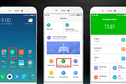 Xiaomi phones now have a WhatsApp Cleaner feature in MIUI 10