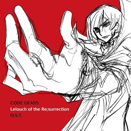 CODE GEASS Lelouch of the Re;surrection Original Soundtrack [FLAC 24bit + MP3 320 / WEB]