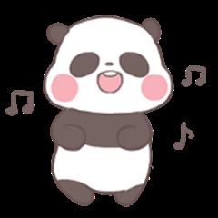 Cute Panda : Popo!