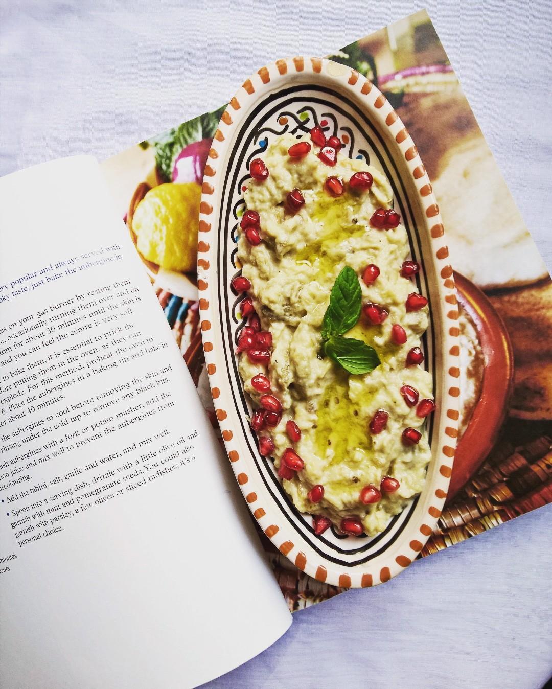 Baba Ganoush | Lebanese Aubergine Dip