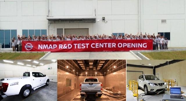 Nissan abre Centro de Pruebas de Investigación y Desarrollo en Tailandia