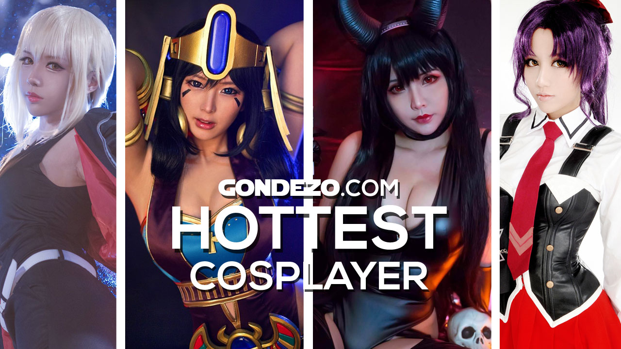 Top 20 Sexiest Female Cosplayer From All Over The World Gondezo