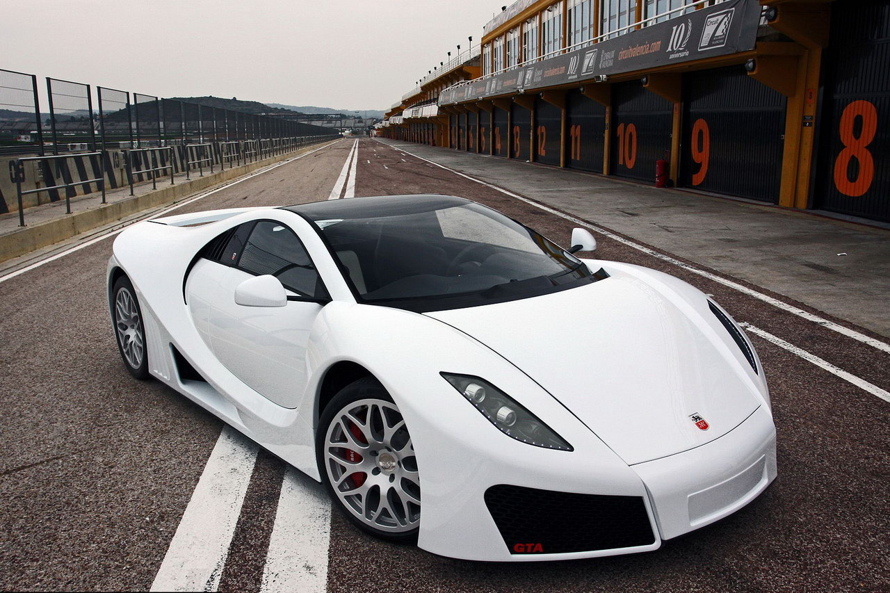 Golden Eye View: Most Powerful And Exotic Sports Cars Of