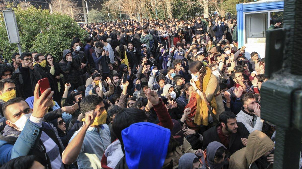 В Иране погибло 12 человек