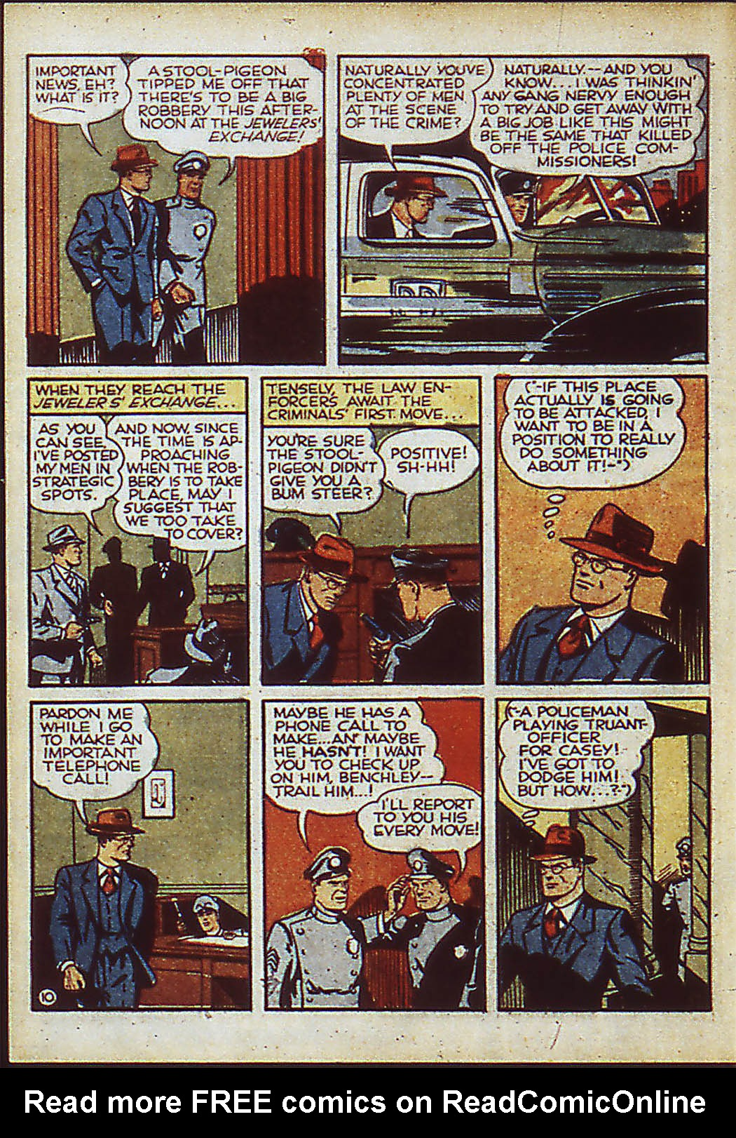 Read online Action Comics (1938) comic -  Issue #37 - 12