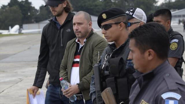 Guatemala extradita a EEUU narco relacionado a cártel de Sinaloa