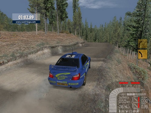 Richard Burns Rally Game Free Download