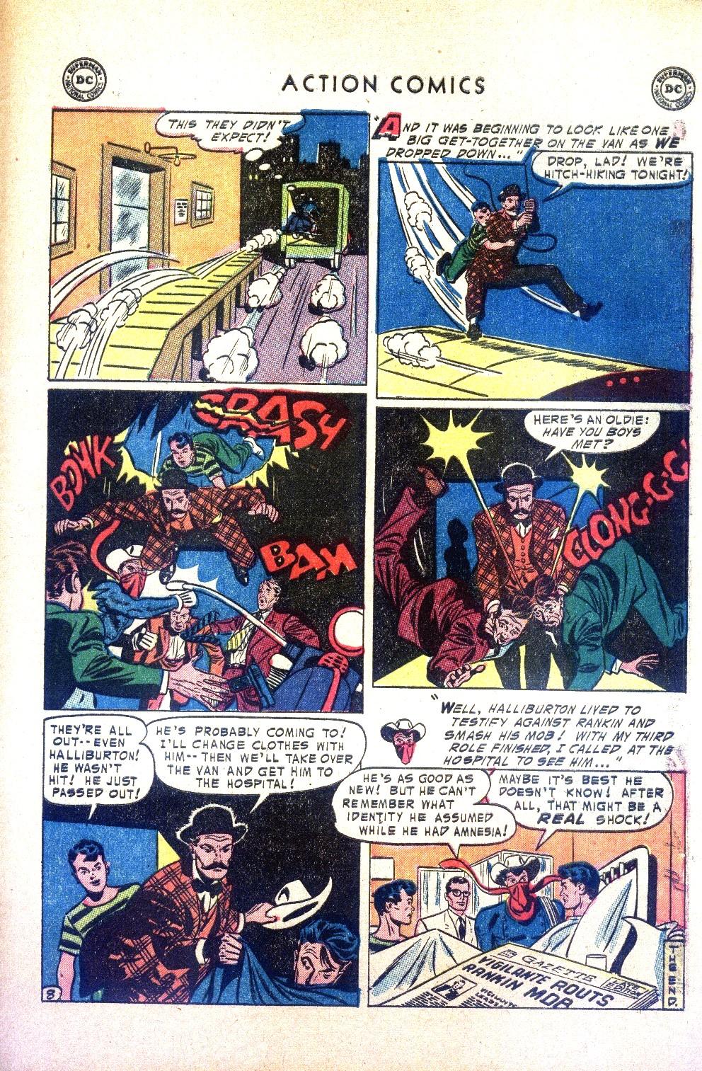 Action Comics (1938) 195 Page 40