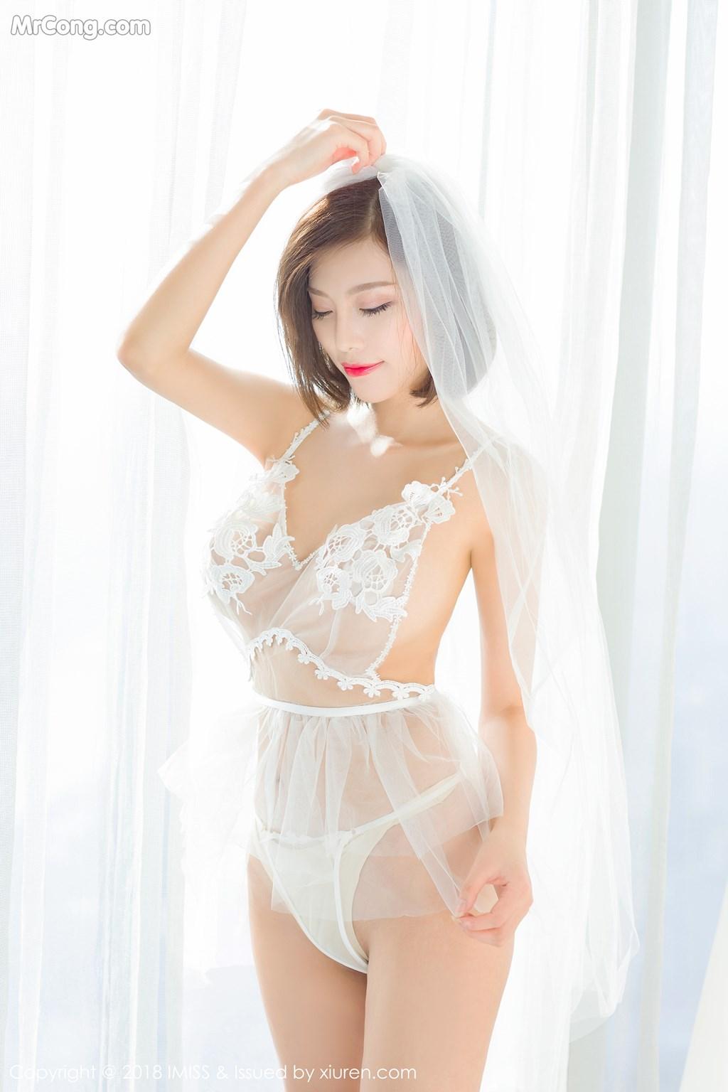 Image IMISS-Vol.260-Yang-Chen-Chen-sugar-MrCong.com-005 in post IMISS Vol.260: Người mẫu Yang Chen Chen (杨晨晨sugar) (36 ảnh)