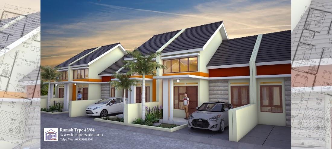 Desain Rumah Minimalis Dengan 3ds Max  idea persada arsitektur desain desain rumah toko bp ponidi