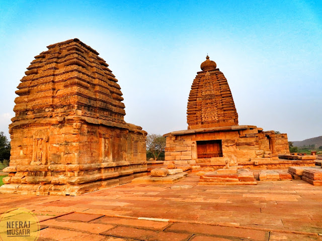 Ruins of Pattadakal