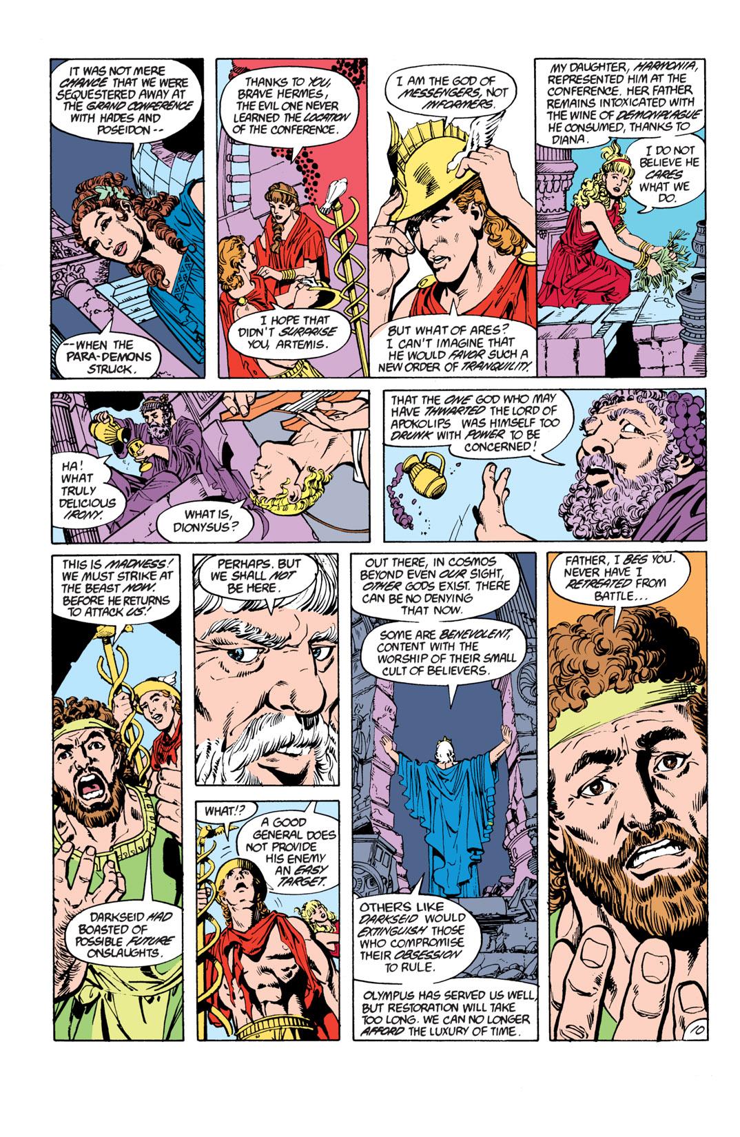 Read online Wonder Woman (1987) comic -  Issue #17 - 11